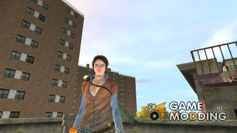 Кэт (DmC Devil May Cry) v.2 для GTA 4