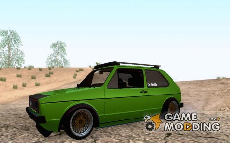 VW Mk1 for GTA San Andreas