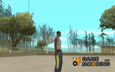 Bunana Gun for GTA San Andreas