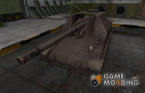 Перекрашенный французкий скин для Lorraine 155 mle. 50 for World of Tanks