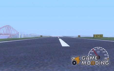 Lada Priora SE Speedometer для GTA San Andreas