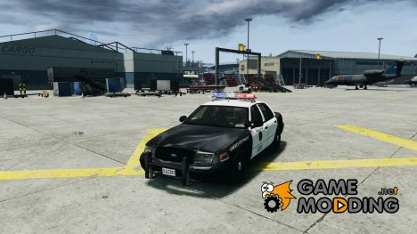 CVPI LCPD San Diego Police Department for GTA 4