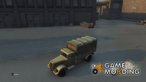 Opel Blitz for Mafia II