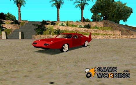Пак маслкаров by Nikitos1k2207 для GTA San Andreas