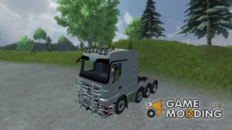 Mercedes-Benz Actros 4160 for Farming Simulator 2013