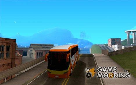 Городской Экспресс Malaysian Bus for GTA San Andreas