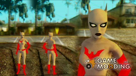 The Mystery of Batwoman для GTA San Andreas