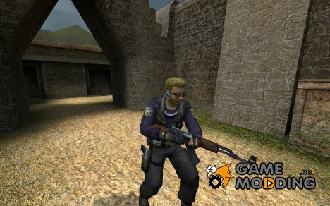 |stars| Wesker for Counter-Strike Source