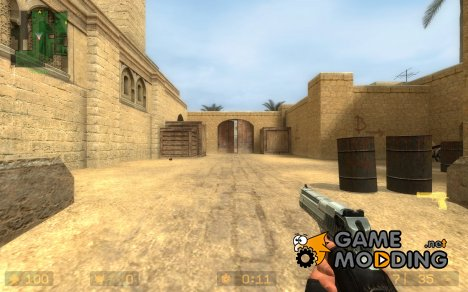 My golden Deagle для Counter-Strike Source