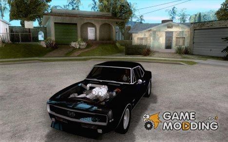 Chevrolet Camaro SS for GTA San Andreas