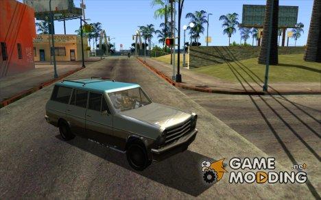 Нормальные водилы на трассе for GTA San Andreas