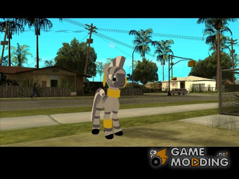 Zecora (My Little Pony) for GTA San Andreas