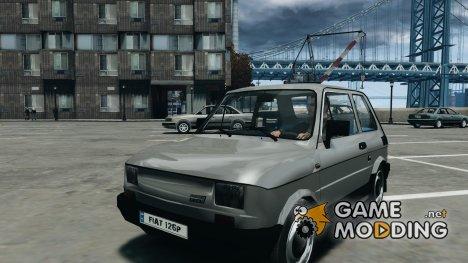 Fiat 126p FL Polski 1994 Wheels 1 for GTA 4