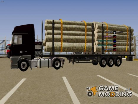 Trailer Pack For Samp для GTA San Andreas