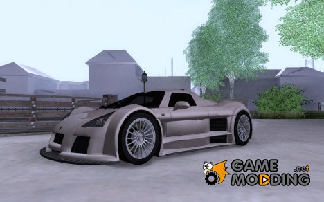 Gumpert Apollo 2005 for GTA San Andreas