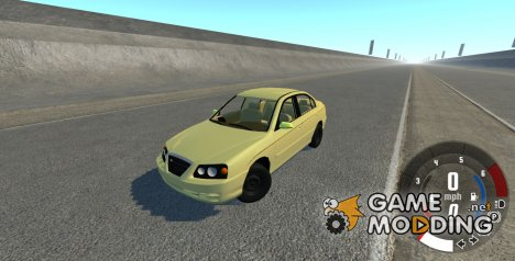 Hyundai Elantra for BeamNG.Drive
