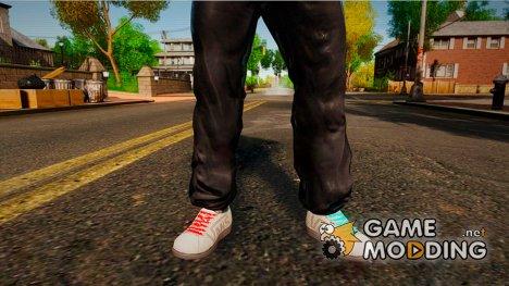 """Обувь """"VANS"""" for GTA 4"""