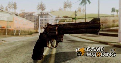 Colt Revolver для GTA San Andreas