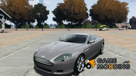 Aston Martin DB9 2005 V 1.5 для GTA 4