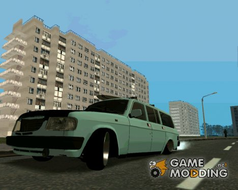 ГАЗ 310221 Волга for GTA San Andreas