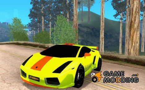 Hamann Lamborghini Gallardo Victory for GTA San Andreas