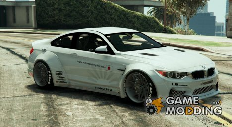 BMW M6 E63 WideBody v0.3 для GTA 5