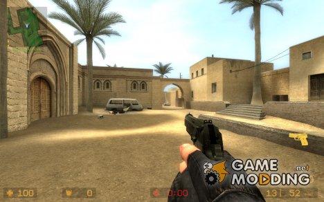 Berreta M9, for p228 для Counter-Strike Source