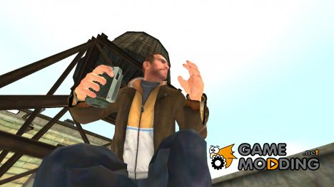 Граната Crysis 2 для GTA 4