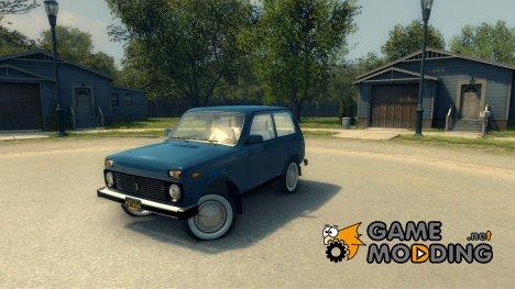 "ВАЗ-2121 ""Нива"" 4x4 for Mafia II"