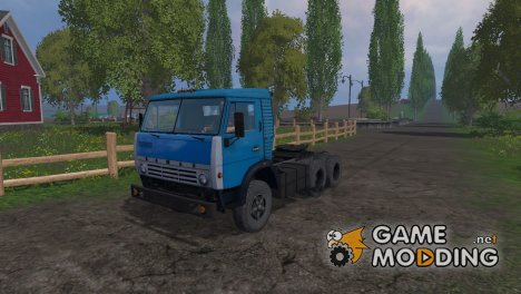 КамАЗ 5410 для Farming Simulator 2015