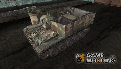M37 от sargent67 for World of Tanks