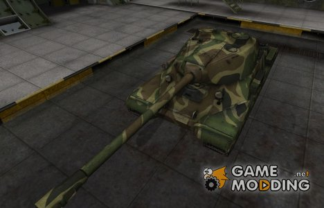 Скин для танка СССР СТ-I for World of Tanks