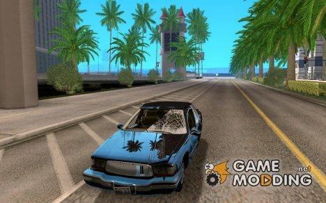 Разбитый Buick Roadmaster для GTA San Andreas