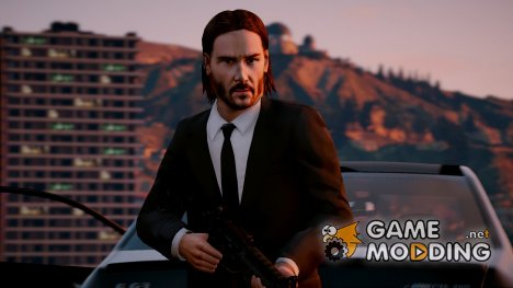 John Wick 1.0 for GTA 5