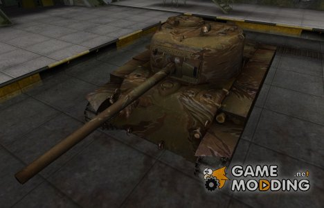 Американский танк T20 for World of Tanks