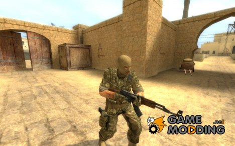 Digital Multicam Phoenix для Counter-Strike Source
