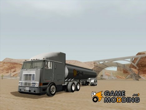 Прицеп-цистерна для Navistar International 9800 для GTA San Andreas