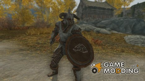 Honor Guard Armor для TES V Skyrim