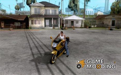 NRG900 GTAIV для GTA San Andreas