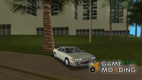 Nissan Skyline GT-R (R32) V-Spec Type 5 for GTA Vice City