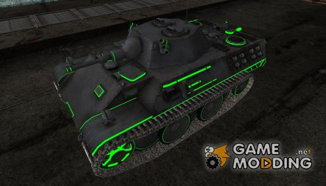 VK1602 Leopard for World of Tanks