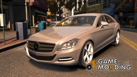 Mercedes-Benz DK CLS350 for GTA 4