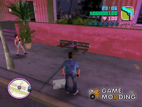 VC Killer Colt для GTA Vice City
