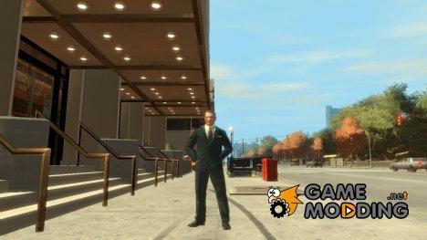 Руки в карманы для GTA 4