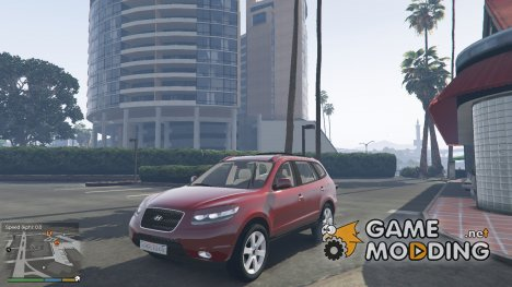 Hyundai Santa Fe 2008 for GTA 5