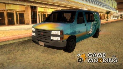 Bravado Paradise GTA V для GTA San Andreas