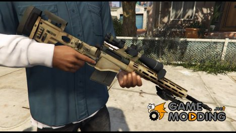 Remington MSR для GTA 5