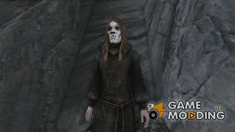 The Death Mask for TES V Skyrim