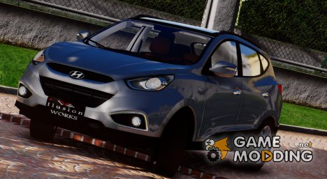 Hyundai IX35 2012 for GTA 5