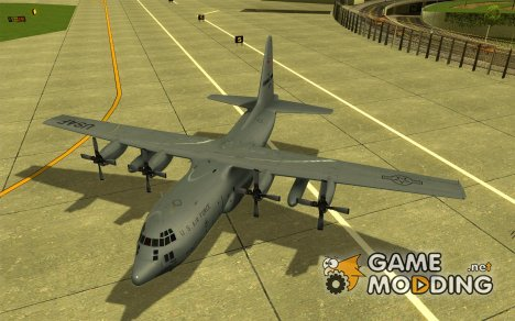 C-130 hercules for GTA San Andreas